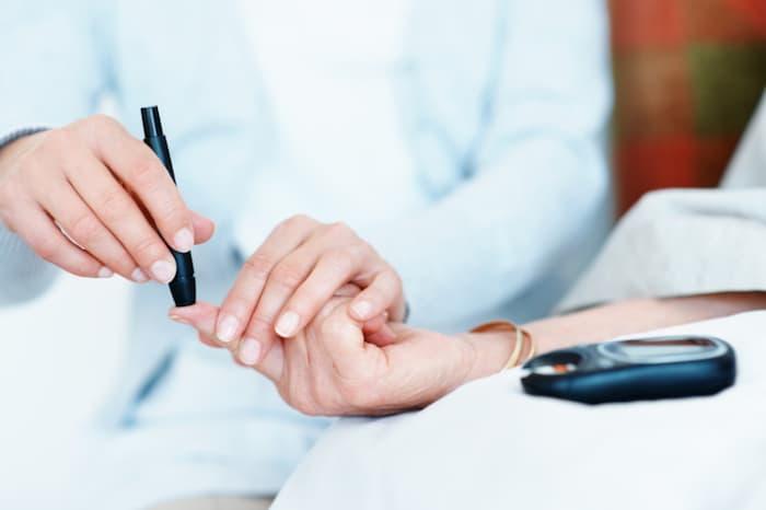 Lista de testes de diabetes